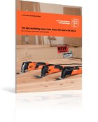 The best oscillating power tools. Since 1967 and in the future.