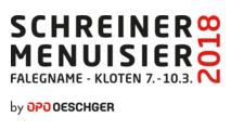 SCHREINER / MENUISIER 2018