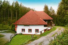 Idyllisch im Schwarzwald: Schaffhauser Säge in Grafenhausen