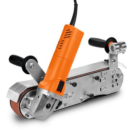 Lijadora de cinta GRIT GHB manual - GRIT GHB 15-50