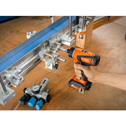 Akumulátorový vŕtací skrutkovač - ABSU 12 W4C