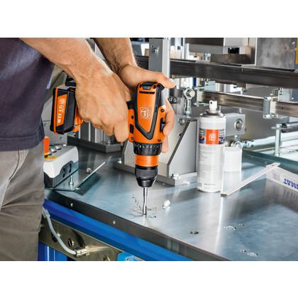 Cordless drill/driver - ASCM 12 QC