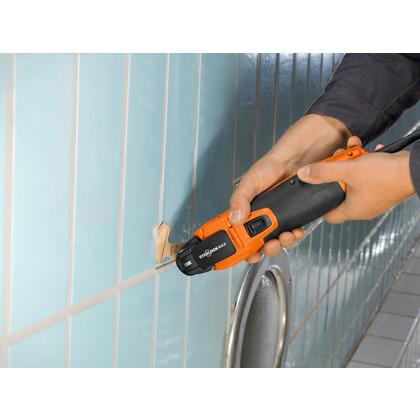 SuperCut Construction - Profesionálna súprava FEIN pre sanáciu dlaždíc/kúpeľní