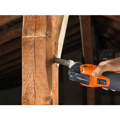 SuperCut Construction - Profesionálna súprava FEIN pre vnútornú výstavbu drevo