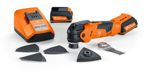 FEIN cordless MultiTalent QuickStart