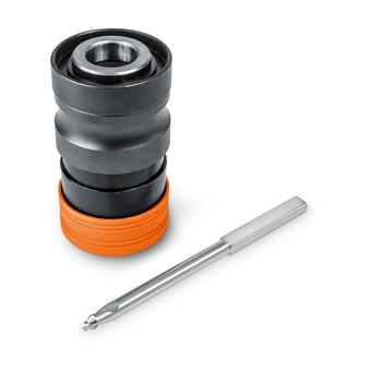 Lochsäge-Adapter