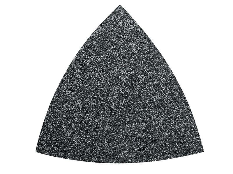 Feuilles abrasives, pierre