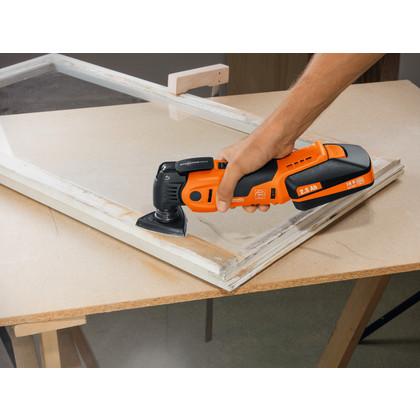 SuperCut Construction - Ahşap İç Dekorasyon için FEIN Profi-Seti