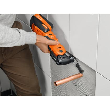 SuperCut Construction - Kalorifer/Sıhhi Tesisat için FEIN Profi-Takım