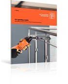 New FEIN products for the processing of stainless steel surfaces