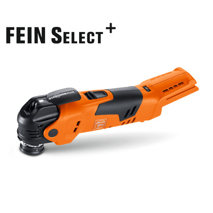 MultiMaster - FEIN cordless MultiTalent