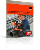 Slugger magnetic base drills – powerful and universal tools for efficient metal drilling