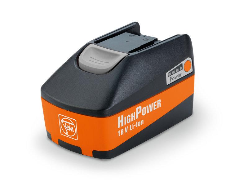 HighPower-akkupakkaus