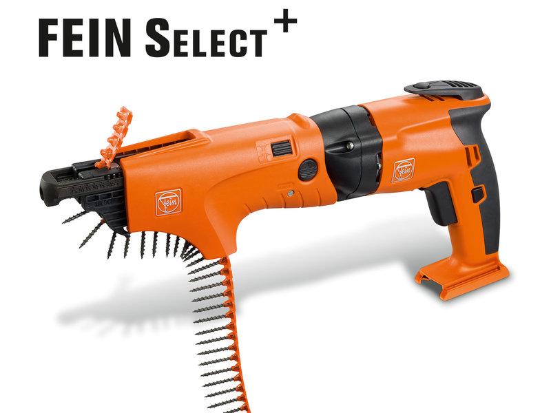 드라이월 스크류 드라이버 - ASCT 18 M Select