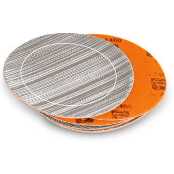 Sanding discs, Pyramix