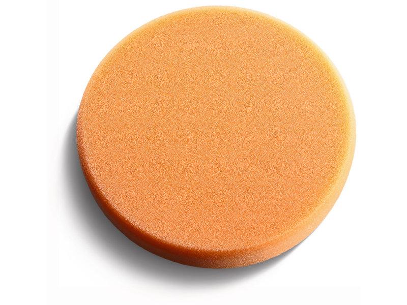 Leštící houba oranžová
