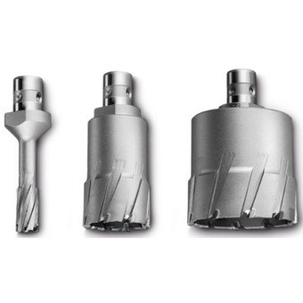 """Carbide Ultra 2"""" core bits with QuickIN shaft"""