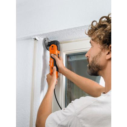 SuperCut Construction - FEIN professionelt sæt til udskiftning/reparation af vinduer