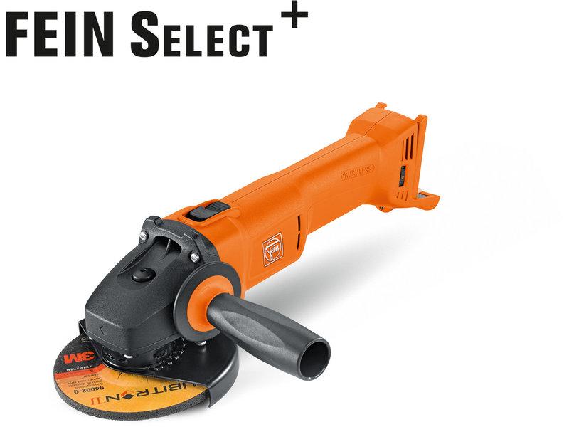 Compact-vinkelslibere - CCG 18-125 BL Select
