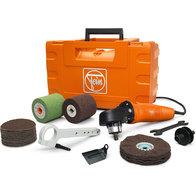 Hiomakone - WPO 14-25 E - Start-tarvikesarja ruostumattomille