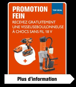 FEIN promotion