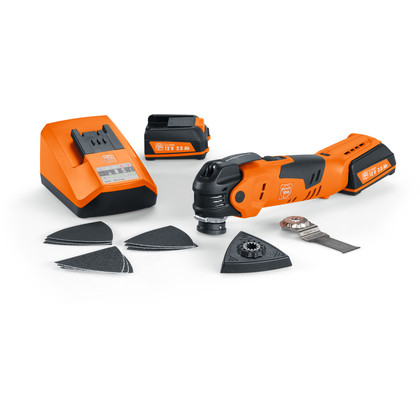 MultiMaster - FEIN cordless MultiTalent QuickStart