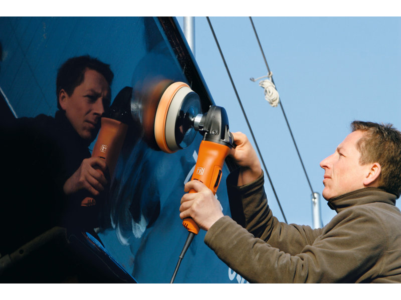 Leštička - WPO 14-15 E leštící sada na lodě