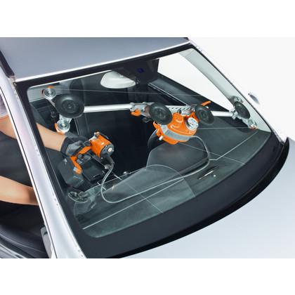 Araçlarda camların çıkartılması - SuperWire (Aküsüz ve şarj ünitesiz)