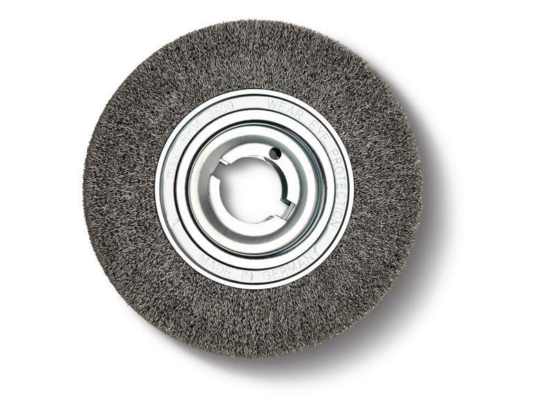 Spazzola in acciaio