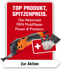 FEIN MultiMaster FMM 350 QSL Power & Precision