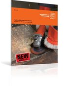 "FEIN WSG 7-115 41⁄2"" Compact Angle Grinder"