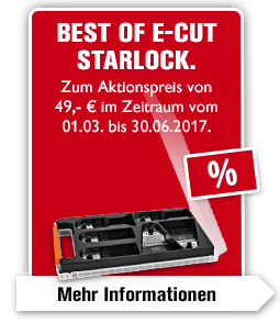 Best of E-Cut Starlock