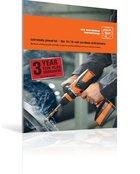 Extremely powerful – the 14 / 18 volt cordless drill/drivers