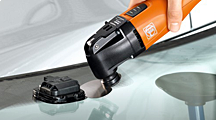 Automotive glass removal