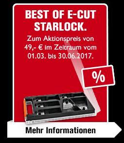 Best of E-Cut Starlock