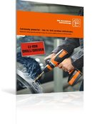 Extremely powerful – the 14 / 18 V cordless drill/drivers