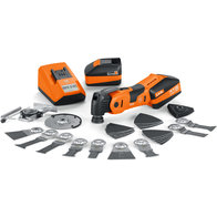 SuperCut Construction - FEIN professional set for interior work with wood