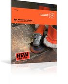 """FEIN WSG 7-115 41⁄2"""" Compact Angle Grinder"""