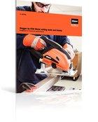 Slugger by FEIN Metal cutting saws and blades
