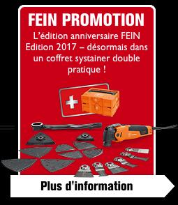 L'édition anniversaire FEIN Edition 2017