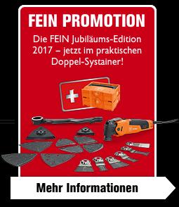 Die FEIN Jubiläums-Edition 2017