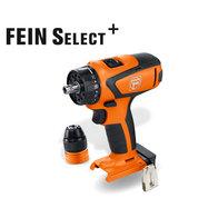 Cordless drill/driver - ASCM 12 Q Select