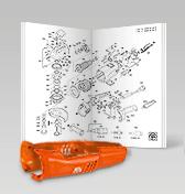 Catalogue des pièces détachées