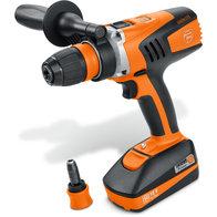Cordless Drill/Drivers - ASCM 18 QXC