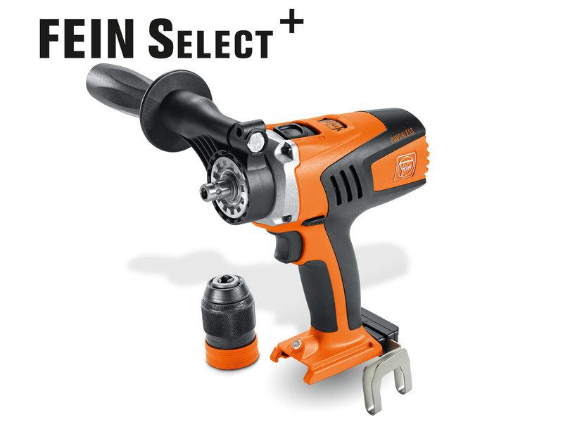 Akku-skruemaskiner - ASCM 18 QM Select