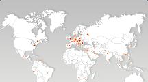 Firma FEIN na celom svete