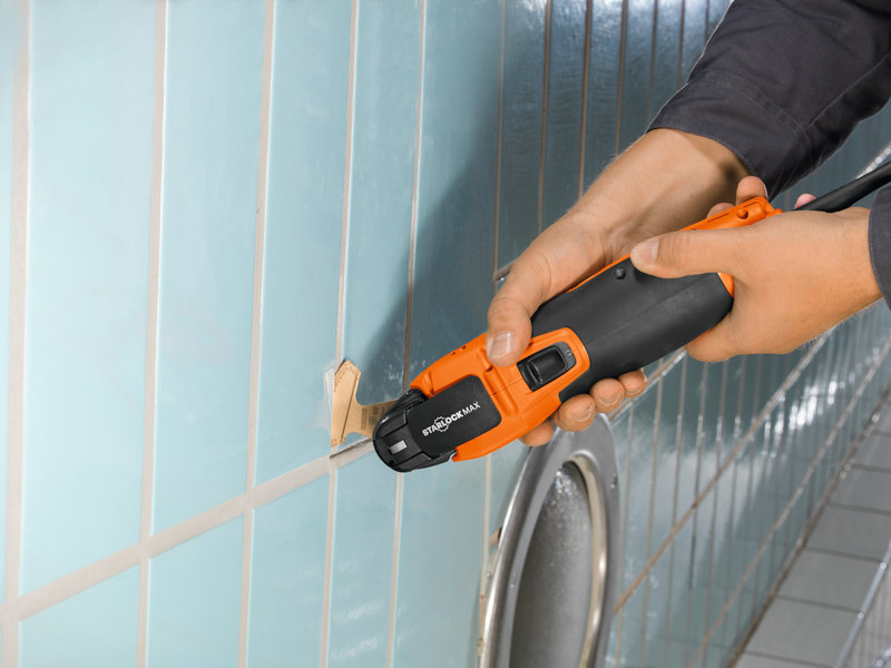 SuperCut Construction - FEIN profi készlet csempe és fürdőfelújításhoz