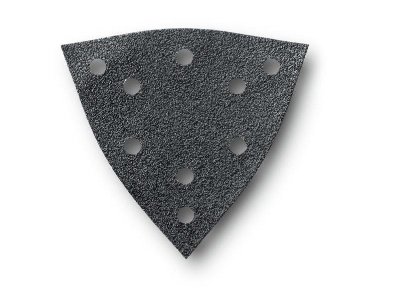 Feuilles abrasives, perforées