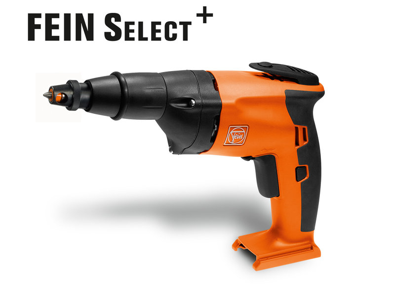 Csavarbehajtó gép gipszkartonozáshoz - ASCT 18 Select