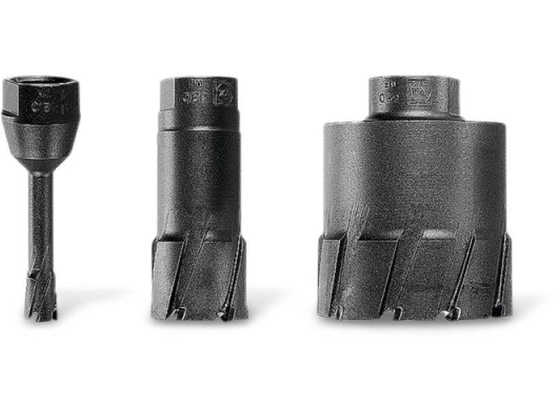 Fraise à pastilles carbure Ultra 50 avec filetage FEIN M 18 x 6 P 1,5